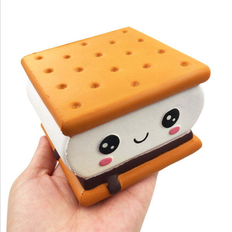 Cellphones & Telecommunications Kawaii Cake Biscuit Bread For Squishy Slow Rising Toy Chocolate Licensed Squeeze Toy Jumbo Squish Toy For Kids Gift Lanyard