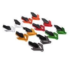 Best Buy Motorcycle Rear Brake Disc Caliper Brakecaliper Guard Protector Cover For Kawasaki Z800 Z800E Z 800 2013 2014 2015 2016