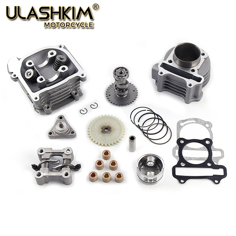 Oil Pump for QMB139//GY6 50cc//80cc Engines.