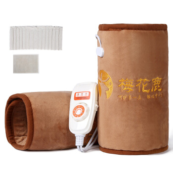 Sika Deer Electro-thermal Keep Warm Knee Pads Leg Massager Knee Treatment Leg Protector недорго, оригинальная цена