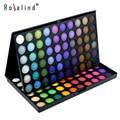 Rosalind Belleza Profesional 120 Colores de Sombra de Ojos Maquillaje de Sombra de Ojos Cosméticos de Maquillaje Paleta Set E120 #5
