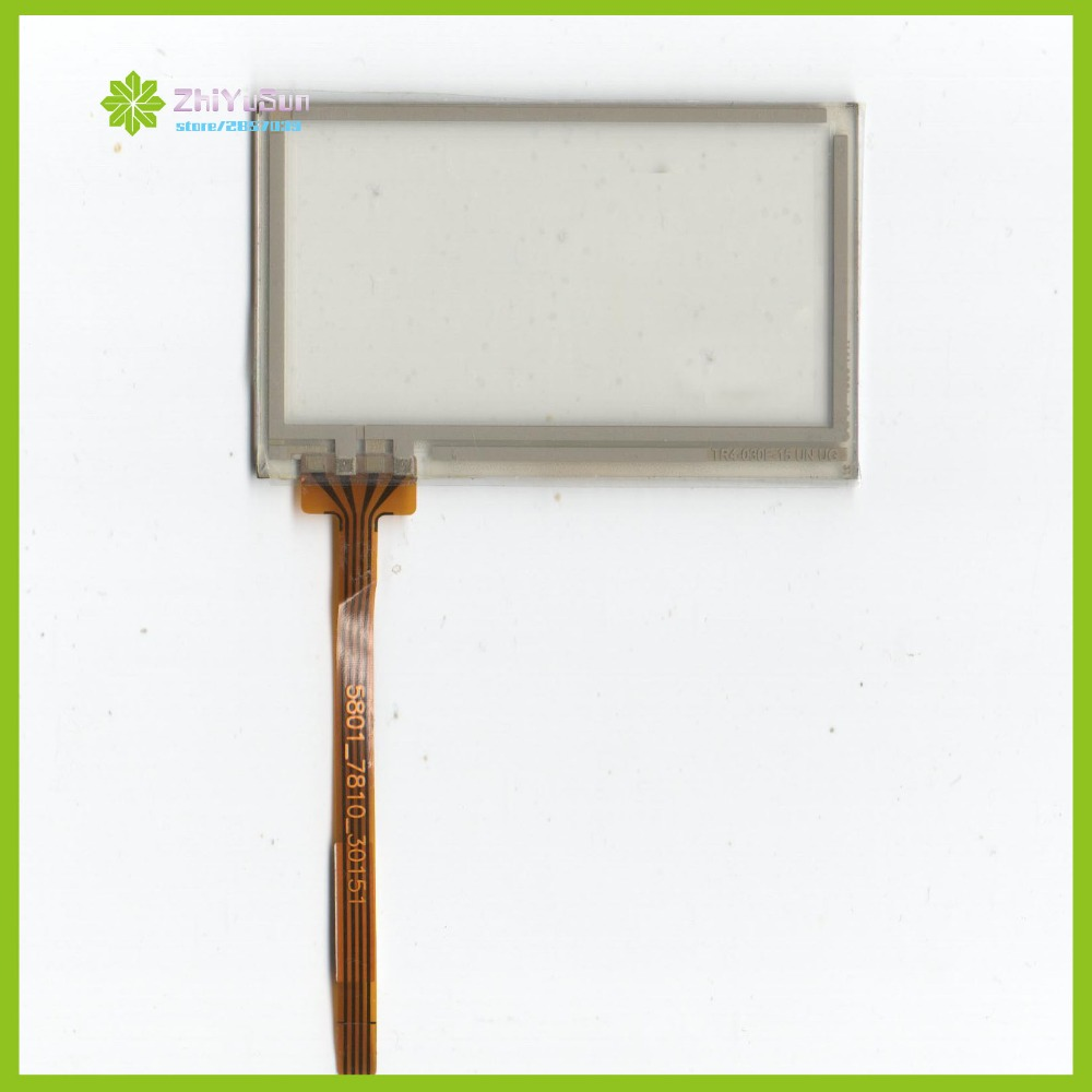 ZhiYuSun TR4-030F-15 3 inch Pda Tablet Touch Screen Digitizer High sensitivity this is compatible zhiyusun new 10 4 inch touch screen 239 189 for industry applications 239mm 189mm 8 lins 47f8104025 r13 commercial use