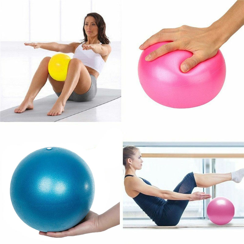 Anti-Pressure and Explosion-Proof Exercise Ball for Gym/Yoga/Fitness 2