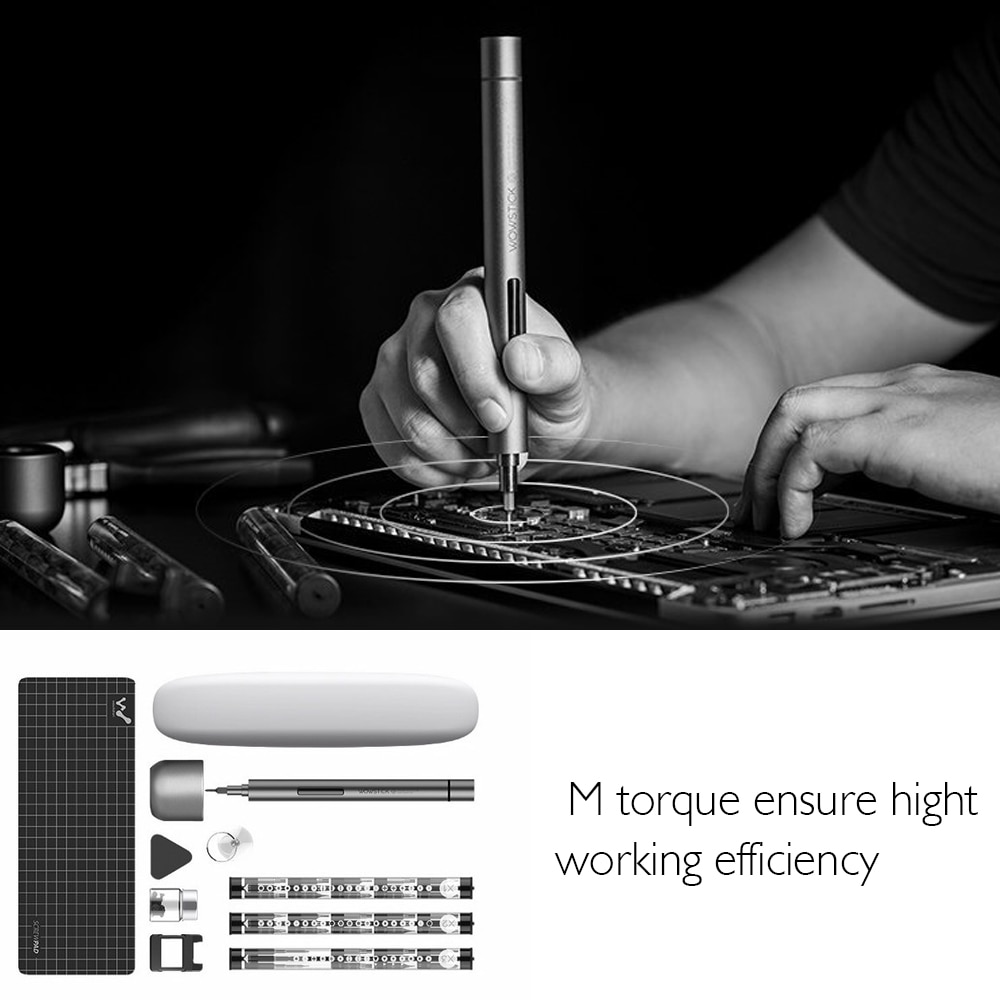 Mini Electric Screwdriver Cordless Power Screw Driver Kit with LED Light Lithium Iron Battery Operated Screwdriver BitMini Electric Screwdriver Cordless Power Screw Driver Kit with LED Light Lithium Iron Battery Operated Screwdriver Bit
