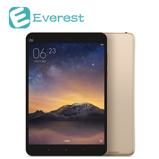Новый оригинальный xiaomi mipad 2 android 5.1 tablet pc 2 ГБ 16 ГБ/64 ГБ 7.9 Дюймов Intel Cherry Trail Z8500 Quad Core 8.0MP tablet android