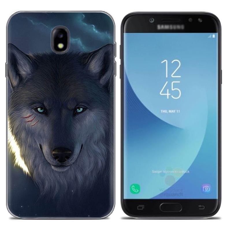 Caja de teléfono suave TPU de envío directo para Samsung Galaxy J3 - Accesorios y repuestos para celulares - foto 4