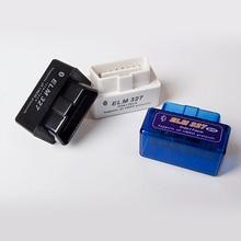 (Без диска) V2.1 супер мини ELM327 ELM 327 Bluetooth OBDII/OBD2 авто код читателя инструмент диагностики