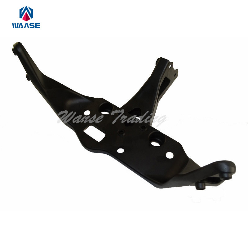 Motorcycle Front Head Nose Fairing Cowling Headlight Headlamp Stay Bracket Holder For 1999-2000 HONDA CBR600F4 CBR 600 F4 PC35 front upper fairing cowling headlight headlamp stay bracket for 2001 2002 2003 2004 2005 2006 honda cbr600f4i cbr 600 f4i pc35