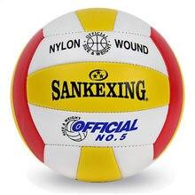97177c5d0f Interior ao ar livre Profissional Competição do Treinamento de Andebol  Voleibol Oficial Bolas Ballon Jogo Macio Voleibol Bola de.