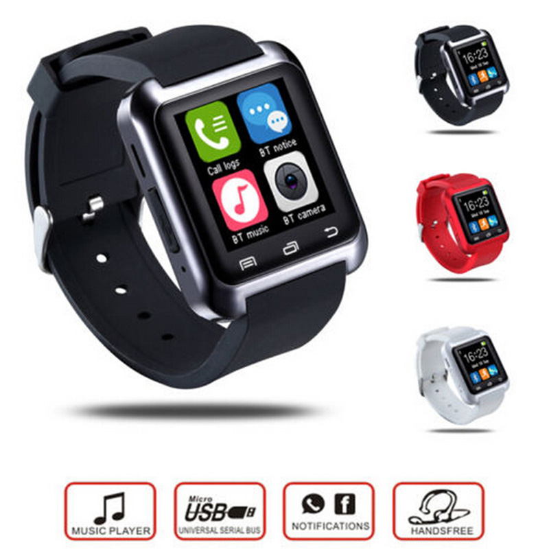 Bluetooth U80 u8 Smart u Watch for Android Samsung S5 S4 ...