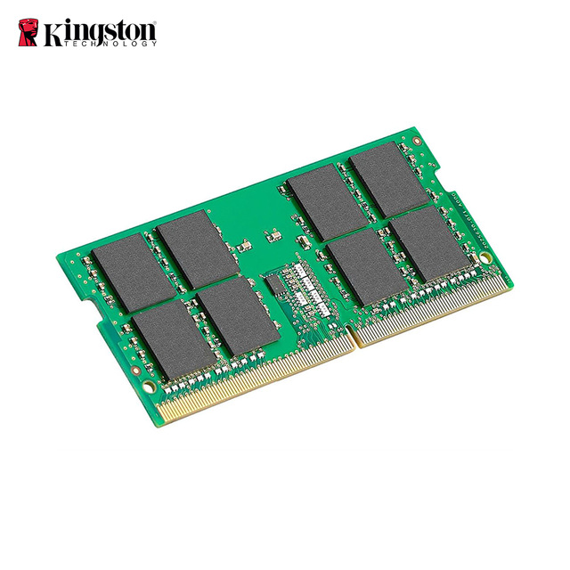 Kingston Technology 16GB DDR4 2400MHz, 16 GB, 1 x 16 GB, DDR4, 2400 MHz, 260 pin SO DIMM, Black, Green
