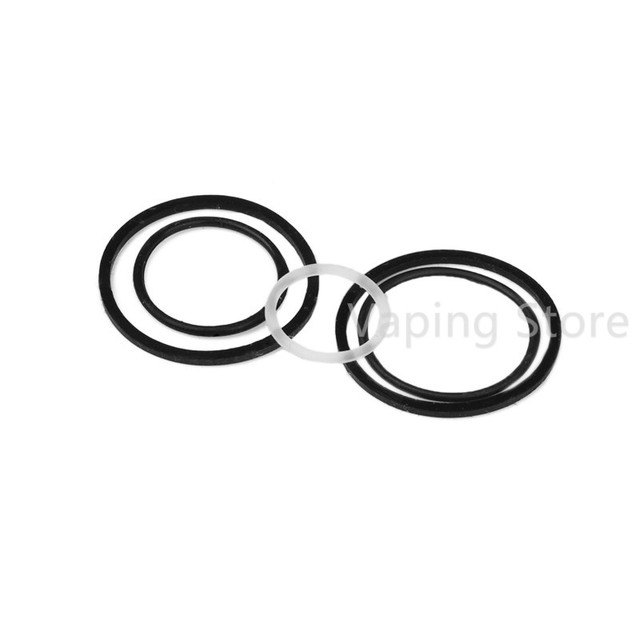5 Packs Replacement O Ring Seal Rubber Silicone Sealing kit For ...