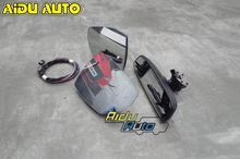 Antiglare Anti-glare Internal & external Automatic Dimming Rear View Mirror For Audi Q5 80A Q7 4M