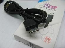 באיכות גבוהה 1pcs USB Sync מטען כבל עבור COWON S9 X7 X9 C2 J3 iAudio 10 MP3 משלוח ספינה