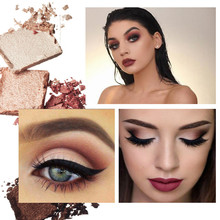 2019 Fashion 9  Colors Eyeshadow Palette Luxury Golden Matte Nude Eye Shadow Palettes 0508MZH