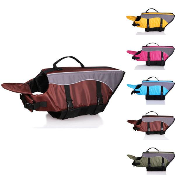 High-Quality-5-Color-Dog-Life-Jacket-Life-Vest-Hydrotherapy-Dogs-Enchantment-pet-resort-Dogklj ,l ,-water