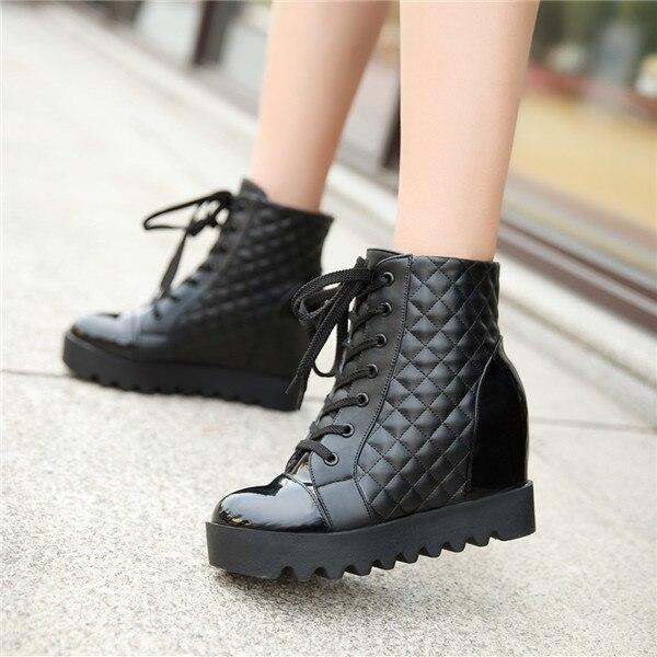 Online Get Cheap Wedge Heel Boot -Aliexpress.com | Alibaba Group