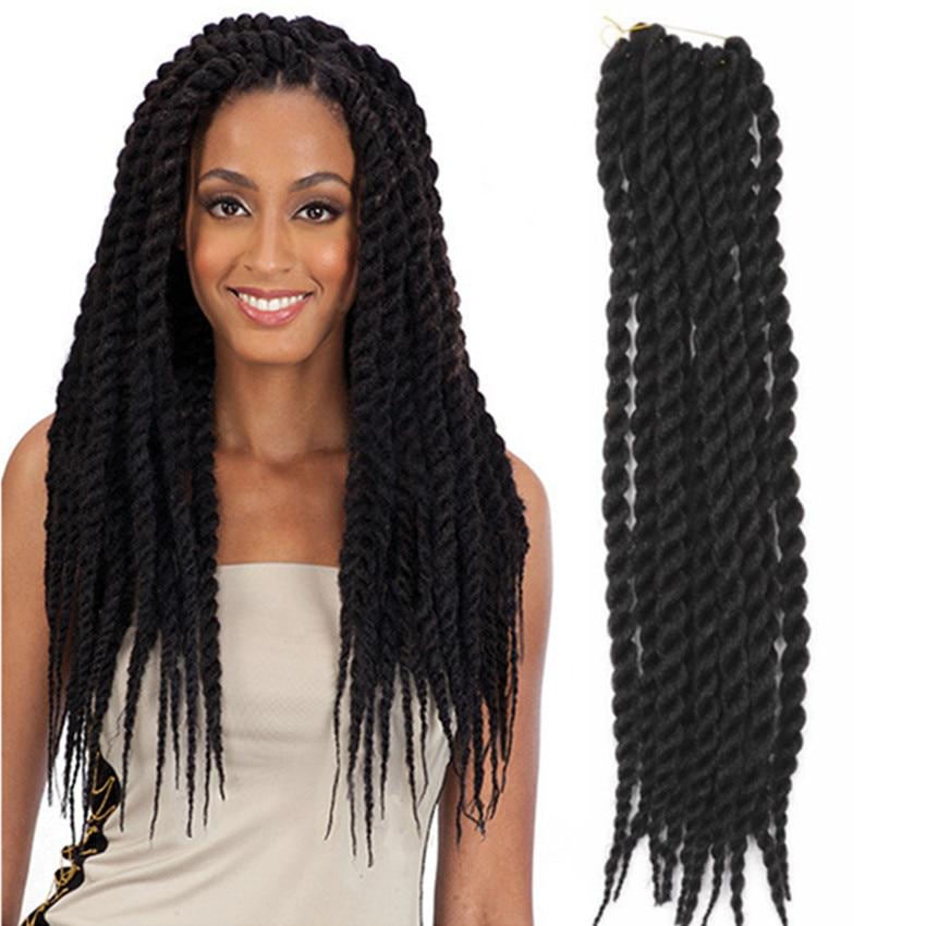 Black african hair extensions best black hair 2017 african jumbo twist crochet black senegalese braids short hair pmusecretfo Image collections