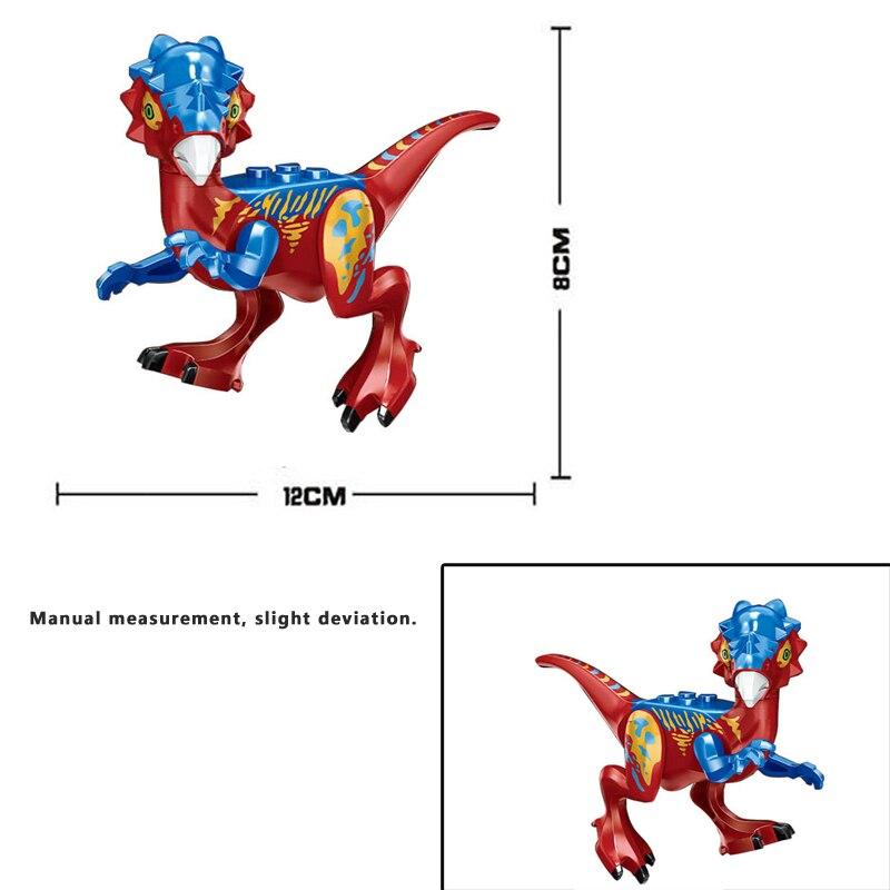 Building block dinosaur toy_16