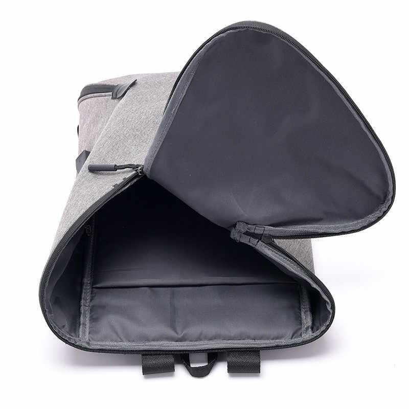 ... USB Charge Anti Pencurian Ransel untuk Pria 15.6 Inch Laptop Perjalanan Pria  Ransel Fashion Tas Sekolah ... f604f81f42
