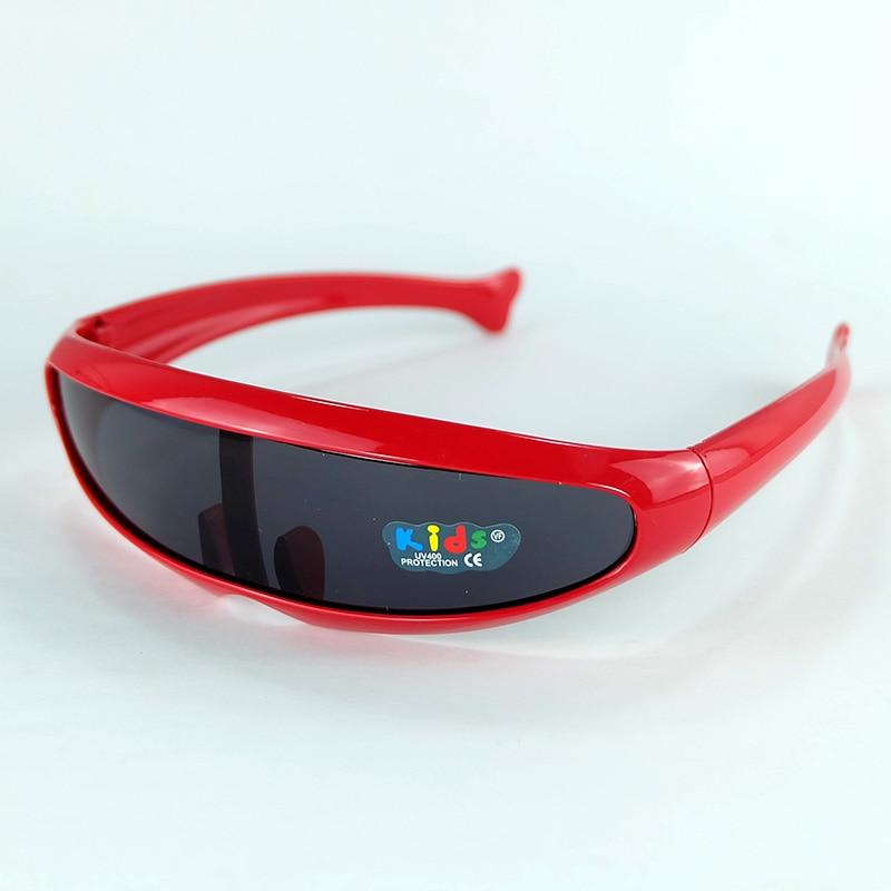 Wholesale Strange And Lovely Fish Shape Kids Full Lenses Sunglasses With UV400 Good Quality Frame For Girls And Boys 20pcs/Lot