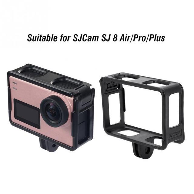 """מחשב מצלמה מגן מקרה מגן כיסוי אבזר עבור SJCam ש""""י 8 אוויר/Pro/בתוספת"""