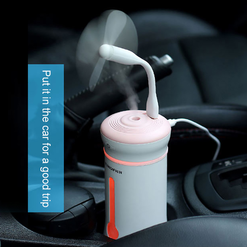 Mini Aroma Humidifier Car Humidifier Essential Oil Diffuser Ultrasonic USB Cool Mist Humidifier Air Purifier for Office Home mini ultrasonic humidifier usb car air humidifier for home office car aroma cool mist humidifier sound off portable aromatherapy
