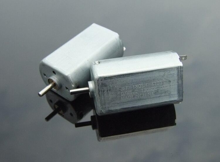 DC 1.2V 2.4V 3.7V 20000RPM High Speed FF-180SH Mini DC Motor for Electric Shaver