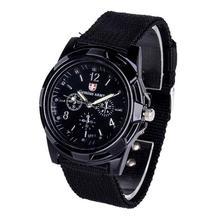Luxury Brand Fashion Bracelet Military Quartz Watch Men Sports Wrist Watch Wristwatches Clock Hour Male Relogio Masculino 8O35
