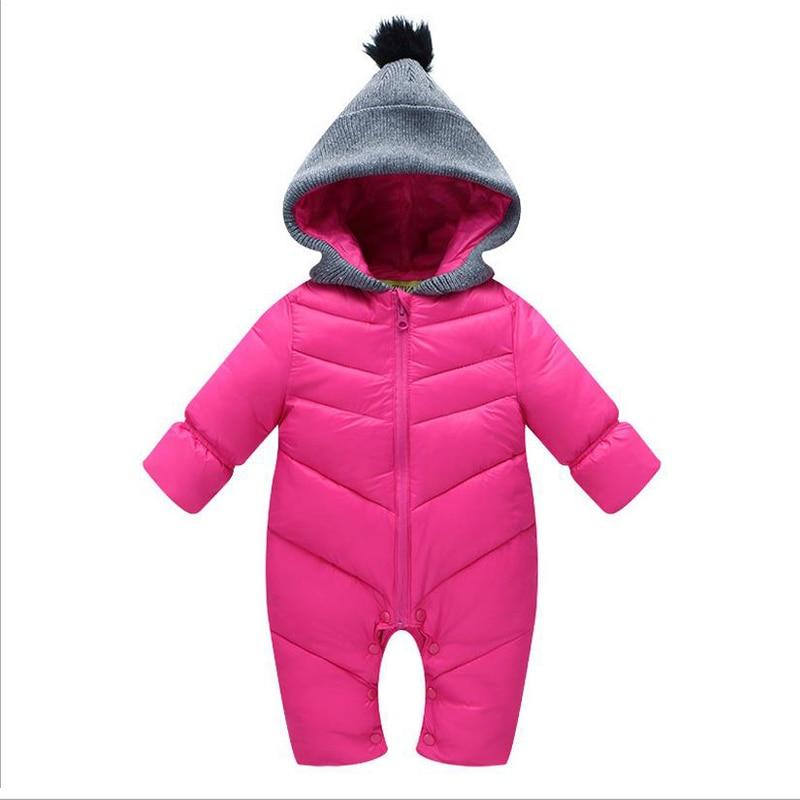 HH Baru Lahir Bayi musim dingin pakaian Bayi snowsuit cotton bawah - Pakaian bayi - Foto 3