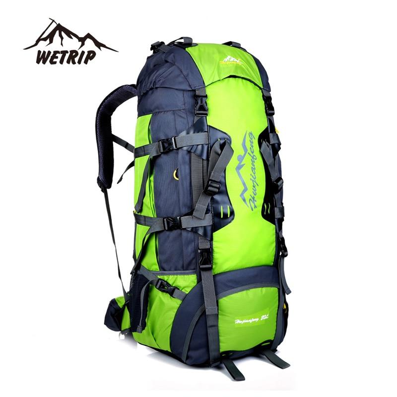 Popular 80l Hiking Backpack-Buy Cheap 80l Hiking Backpack lots ...