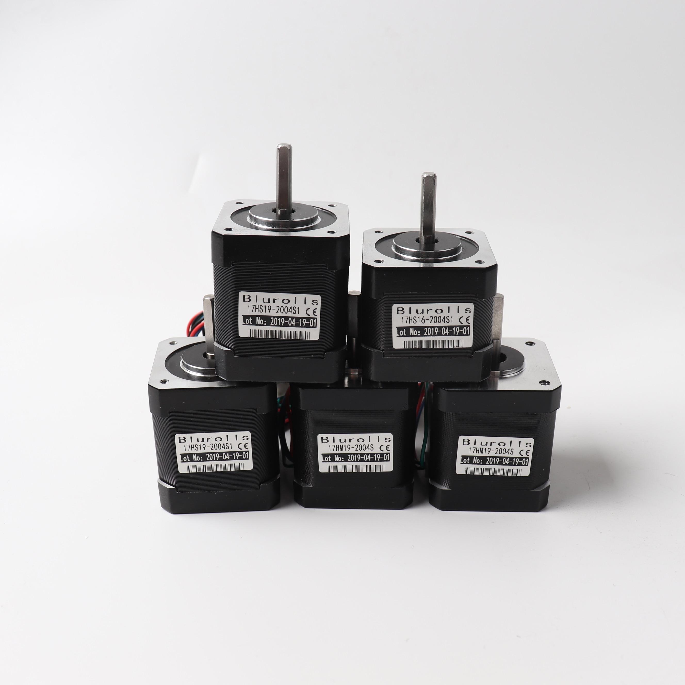 Motores de passo Nema 17 kit para BLV MGN Cubo 3d de impressora D cut-eixo