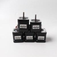 Nema 17 stepper motors kit for BLV MGN Cube 3d printer D cut shaft