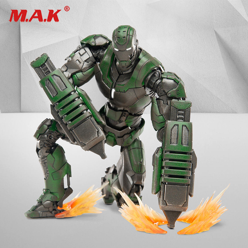 Comicave Studios 1 12 Scale Metal Diecast Iron man MK26 Gamma figure Model Toy in Action Toy Figures from Toys Hobbies