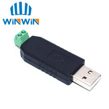 USB to RS485 485 Converter Adapter Support Win7 XP Vista Linux Mac OS WinCE5.0(China)