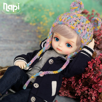 Kuri Napi BJD SD Doll 1/6 YoSD Body Model Baby Girls Boys Toyss High Quality Resin Figures Gift For Birthday Or Christmas 1