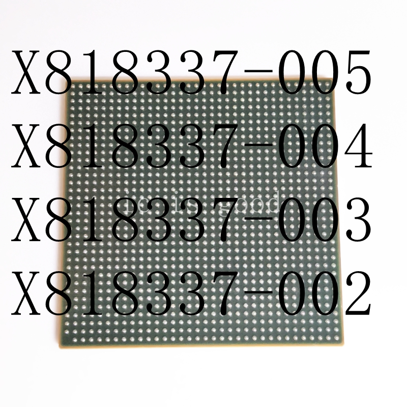 X818337 X818337 005 X818337 004 X818337 003 X818337 002 BGA IC For Xbox 360 Slim XCGPU
