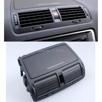 Dashboard Center Air Vent Outlet 1Z0820951D 1Z0820951B  for Skoda Octavia MK2  2004 2005 2006 2007 2008 2009 2010 12-2013
