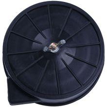 2 Pcs Black 20mm Threaded Exhaust Filter Muffler for Air Compressor 12 5mm 16mm 20mm screw thread silencer noise filter muffler for air pump compressor