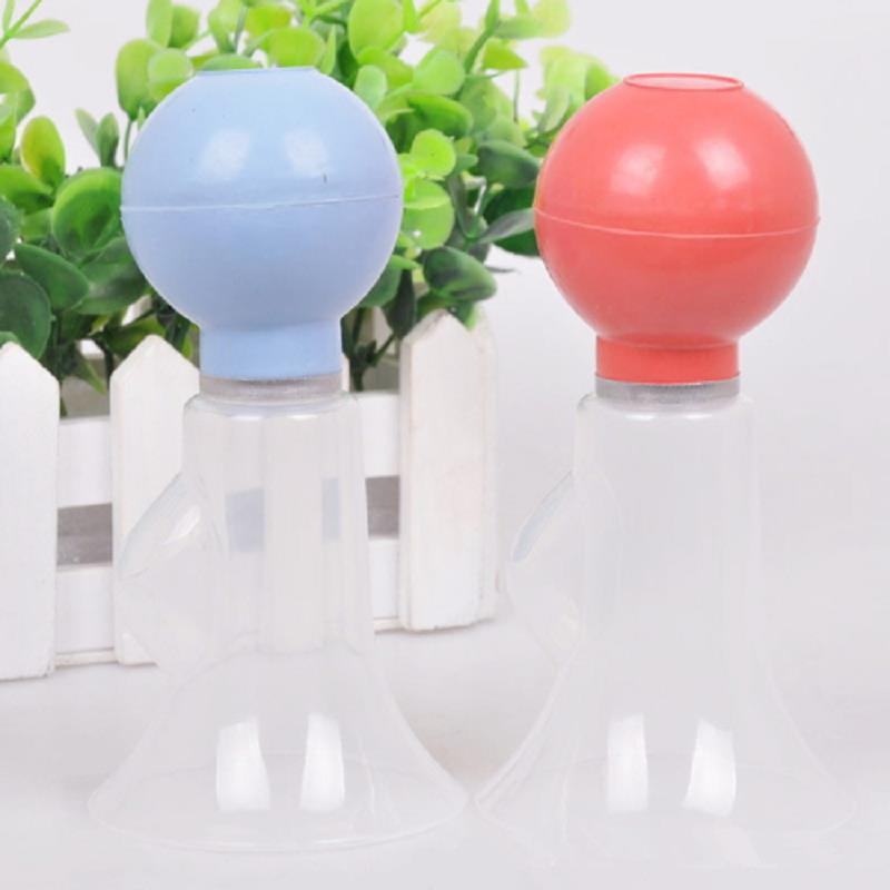1Pcs Nasal Aspirator For Baby Infant New Born Care Products Nose Cleaner Vacuum Manual Portable