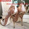 Ornamentado Filigrana Folha Partido Sapatas Das Mulheres Chic Satin Stiletto Sapatos de Casamento Do Dedo Do Pé Apontado Sapatos de Noiva sapatos de Salto Alto Mulher Bombas Ladies