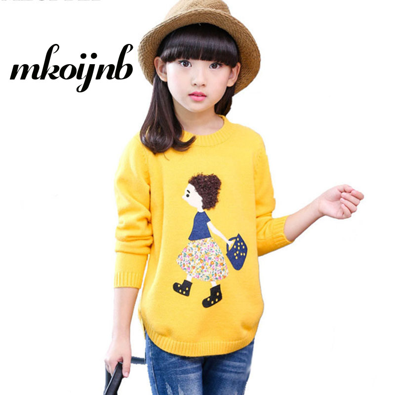 2018 Spring Girls Sweaters Children Clothing Kids Clothes Cute Applique o-neck Sweaters Pullovers Girls Clothes 4 6 8 10 12 Year original motospeed v30 laser gaming mouse 3500 dpi 6 buttons usb wired game mouse rgb backlight led breathing light for pc gamer