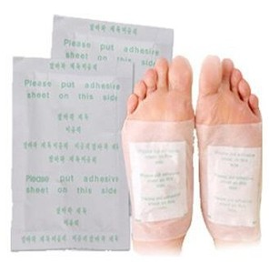 Image 1 - Perda de peso Pés Cuidados Aliviar A Fadiga & Remover A Toxina Da Pele Do Pé Suave Máscara esfoliante Pé Cuidados de Saúde Almofadas Amope Tacones meias