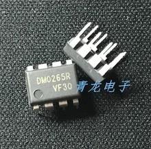 100pcs/lot DM0265R DIP8 DM0265 DIP 100pcs ua741cn ua741 lm741 op amp compensation type dip 8