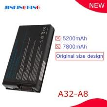 Neue A32 A8 Laptop batterie Für Asus A8 A8A A8Dc A8E A8F A8Fm A8H A8He A8J A8Ja A8Jc A8Je A8Jm A8Jn a8Jp A8Jr A8Js A8Jv A8Z N80