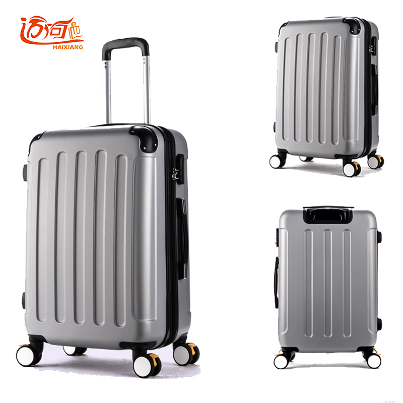 silver busy board suitcase wheels pc maletas de cabina children trolley case koffer doosje cheap. Black Bedroom Furniture Sets. Home Design Ideas