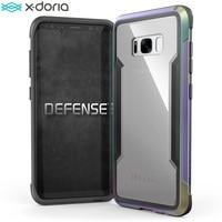 X Doria Defense Shield Case For Samsung Galaxy S8 S8 Plus Coque Military Grade Drop Test