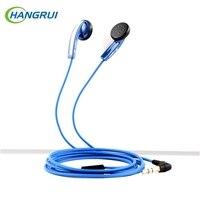 K S Earphone K200 200ohm Earbuds High Impedance In Ear Earphone Flat Head Headset 200ohm Earplugs