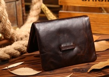 Elegant Genuine Leather Men's Wallet