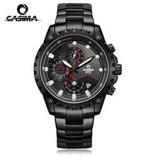Luxury Brand CASIMA Bussiness Men Watch montre homme Waterproof Sport Men Quartz Watches reloj hombre Watch Men Clock relogio